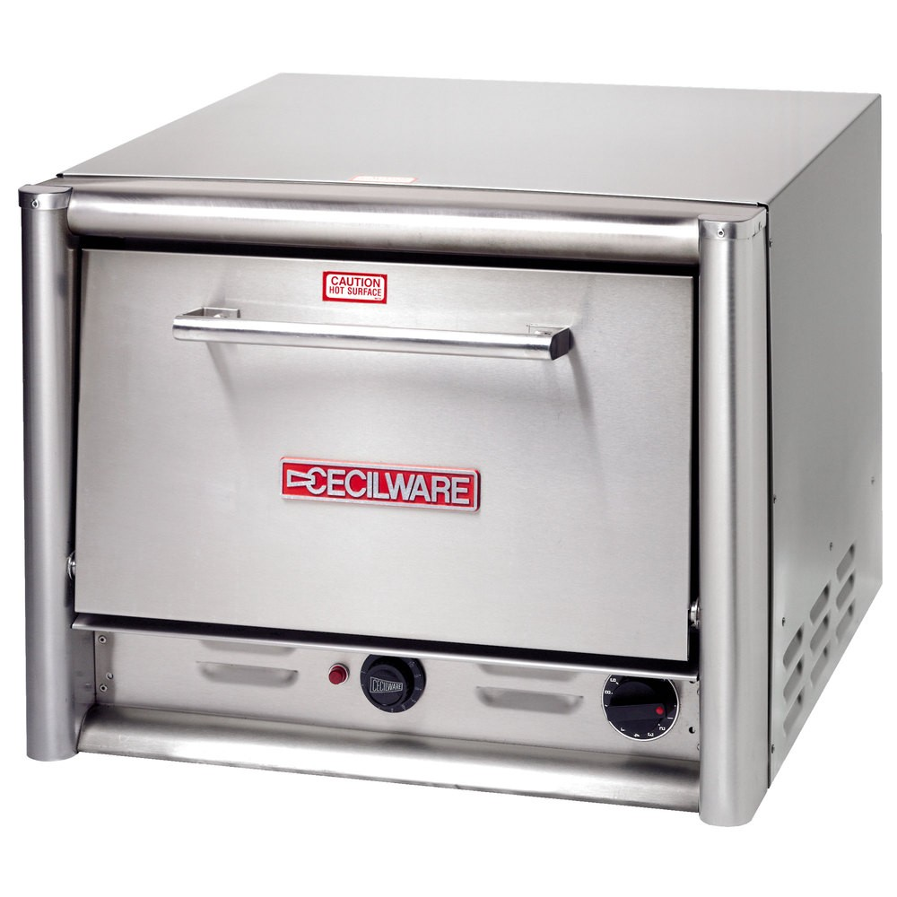 Countertop Pizza Oven For Home : ... Single Countertop Pizza Oven - Countertop Pizza Ovens - Pizza Ovens